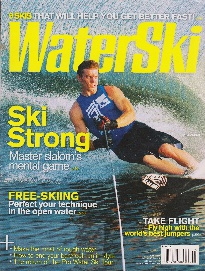 Water Ski Magazine, May 2008